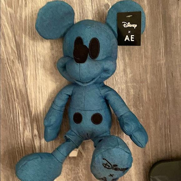 RARE collectible denim Mickey